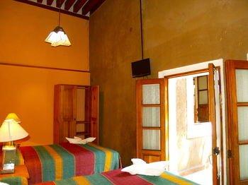Hotel Del Callejon Morelia - фото 4
