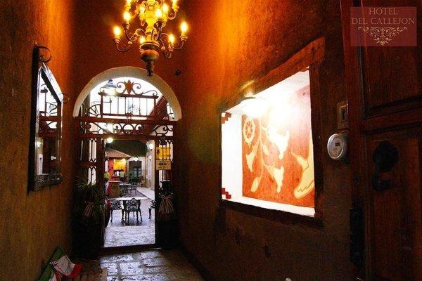 Hotel Del Callejon Morelia - фото 5