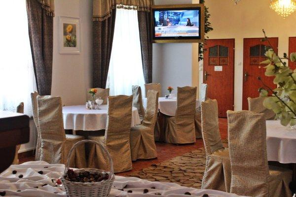 Hotel Bursztyn - фото 11