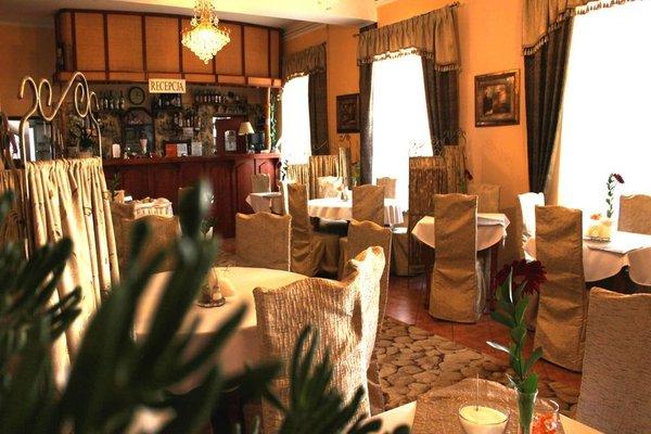 Hotel Bursztyn - фото 13