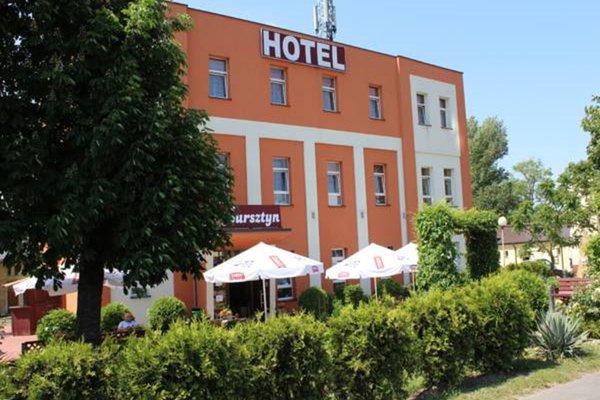 Hotel Bursztyn - фото 23