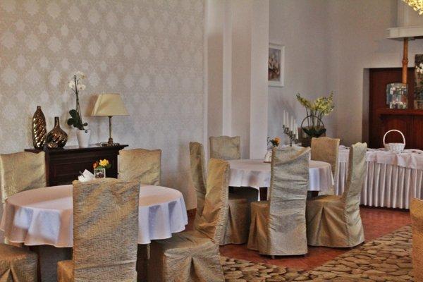 Hotel Bursztyn - фото 6