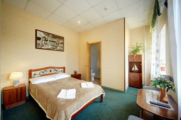 Отель Парус - фото 1