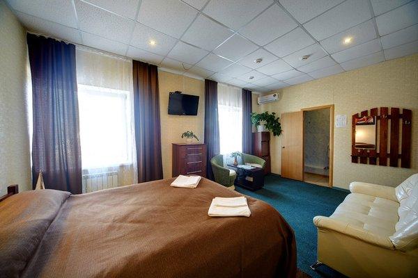 Отель Парус - фото 2