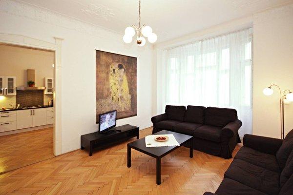Prague Central Exclusive Apartments - фото 11
