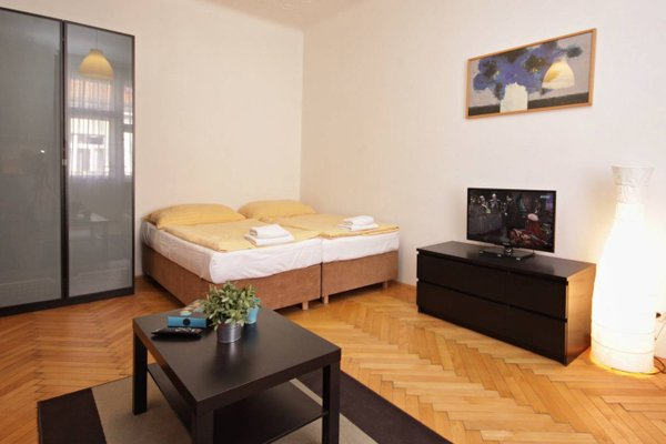 Prague Central Exclusive Apartments - фото 6
