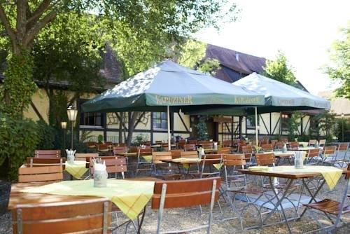 Landgasthof Morsbergei - фото 18