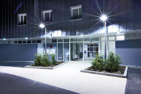 Kyriad Prestige Vannes Centre-Palais des Arts - фото 22
