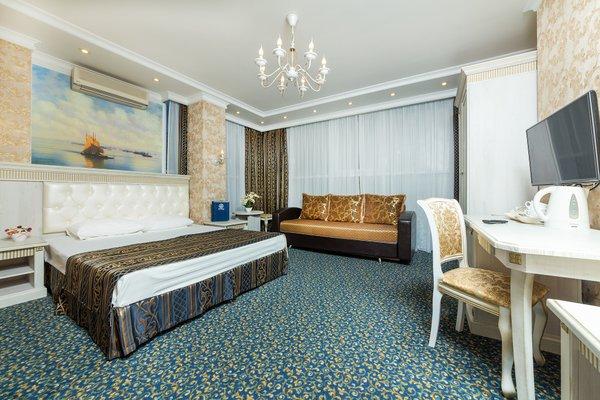 Отель Богема - фото 1