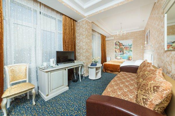 Отель Богема - фото 2