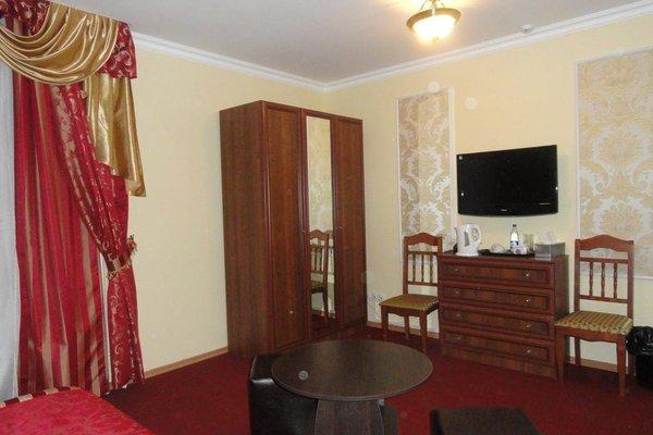 Отель Медвежонок - фото 1