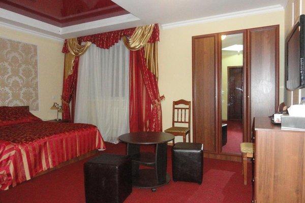 Отель Медвежонок - фото 2
