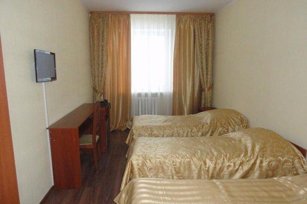 Отель Медвежонок - фото 5