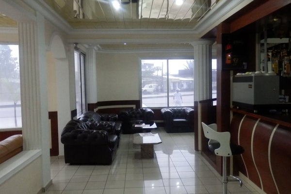 Afrique Hotel Douala Airport - фото 11