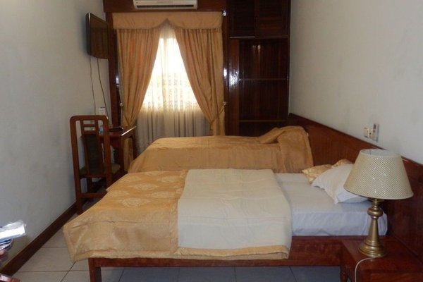 Afrique Hotel Douala Airport - фото 4