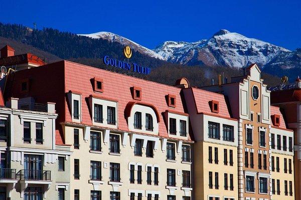 Golden Tulip Rosa Khutor Hotel - фото 46