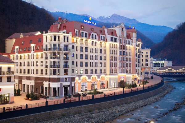 Golden Tulip Rosa Khutor Hotel - фото 23