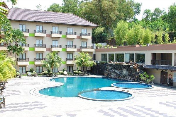 Hotel Nuansa Indah - фото 23