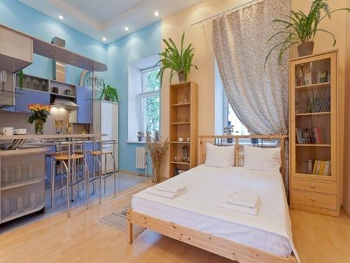 Апартаменты VIP Kvartira 1 - фото 19