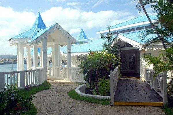 Topacio Azul Hotel Resort & Deluxe, Сосуа