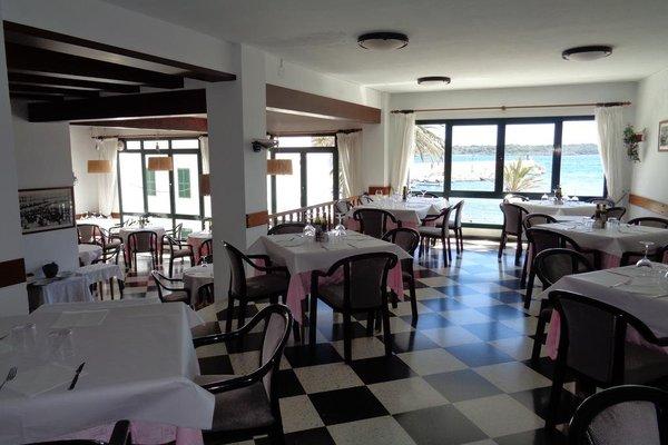 Hostal Restaurant s'Algaret - фото 13