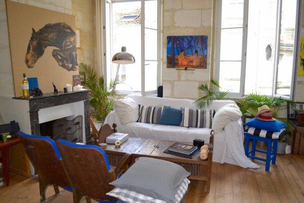 Charmant Appartement Avec Terrasse - фото 10