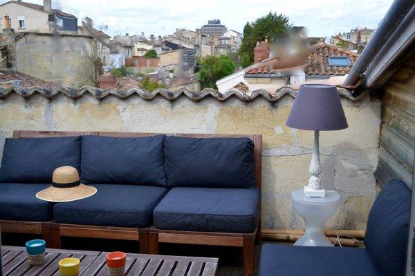 Charmant Appartement Avec Terrasse - фото 3