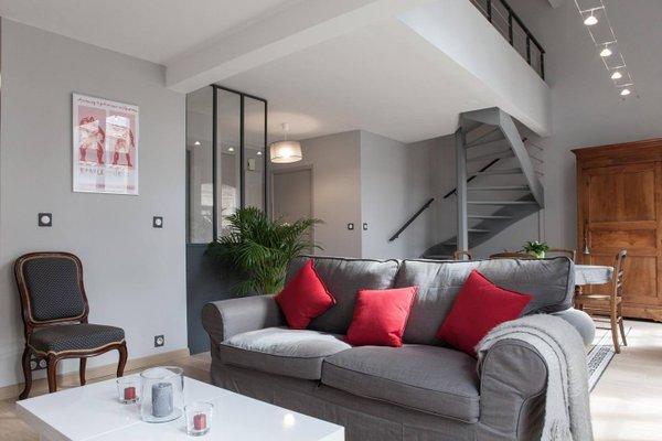Apartment Rue Neuve with Elevator - фото 1