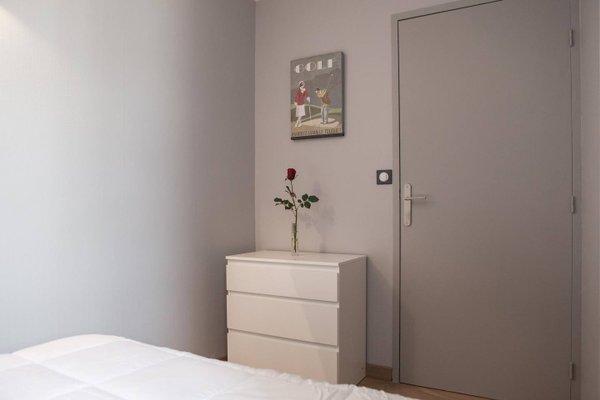 Apartment Rue Neuve with Elevator - фото 17
