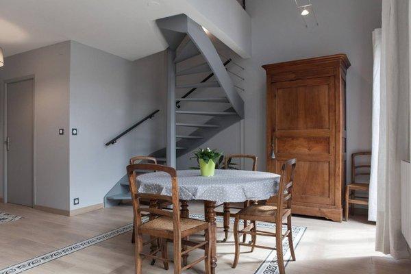 Apartment Rue Neuve with Elevator - фото 4