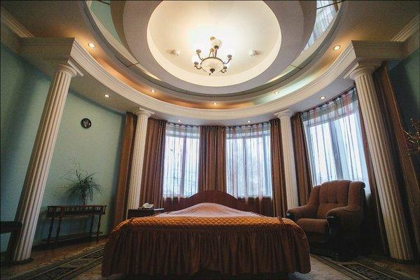 Гостиница Омега - фото 1