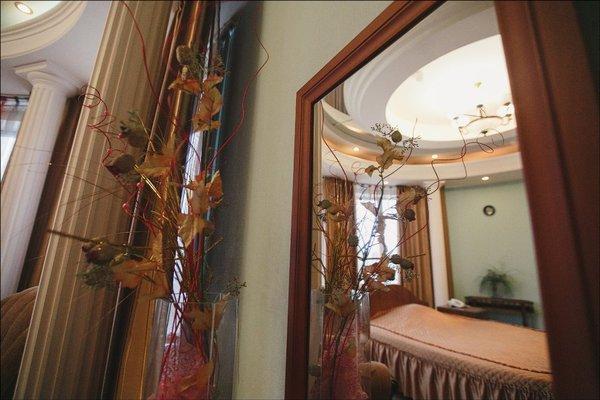 Гостиница Омега - фото 20