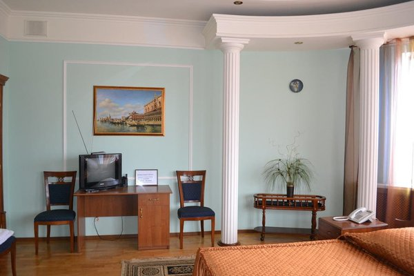Гостиница Омега - фото 6