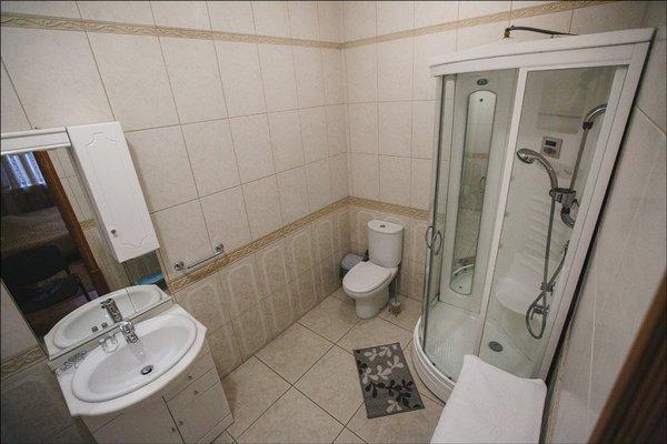 Гостиница Омега - фото 9