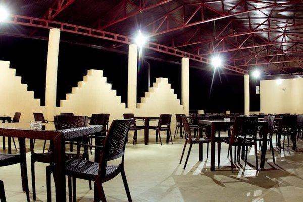 Пляжный отель Белый Песок - фото 10