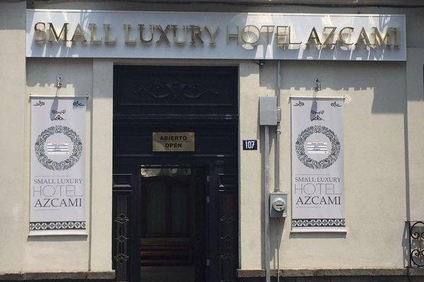 Small Luxury Hotel Azcami - фото 18