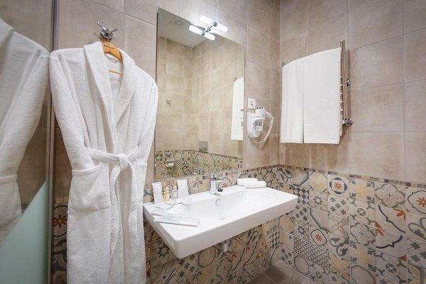 Отель Платов - фото 12