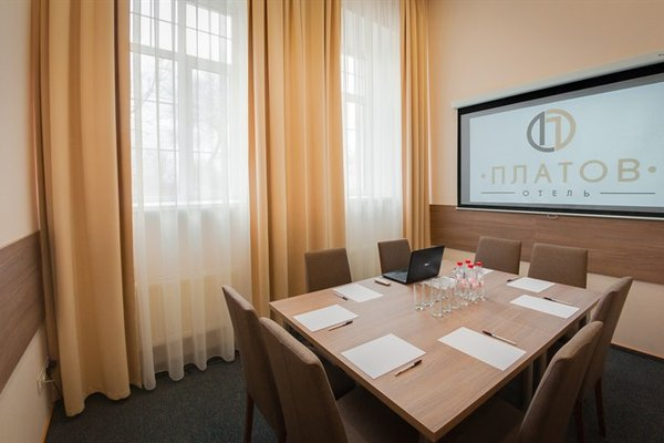 Отель Платов - фото 20