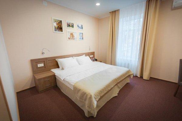 Отель Платов - фото 4