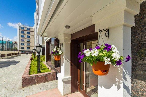 Apartment Malina (Shevchenko) - фото 1