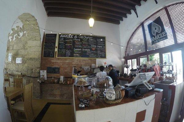 Amatle Cafe Organico & Hostel - фото 11