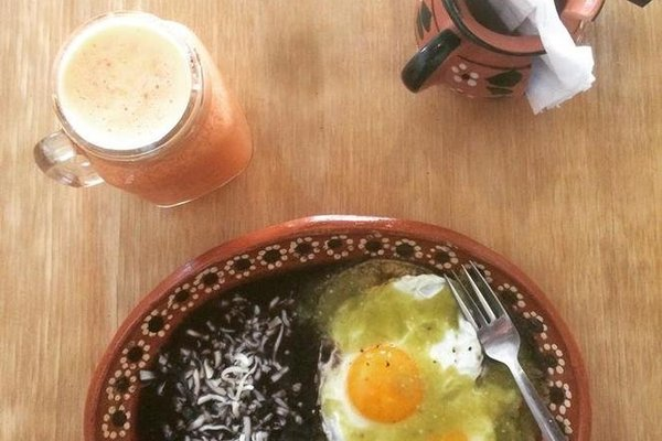 Amatle Cafe Organico & Hostel - фото 12