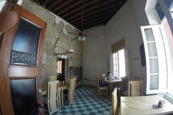 Amatle Cafe Organico & Hostel - фото 14