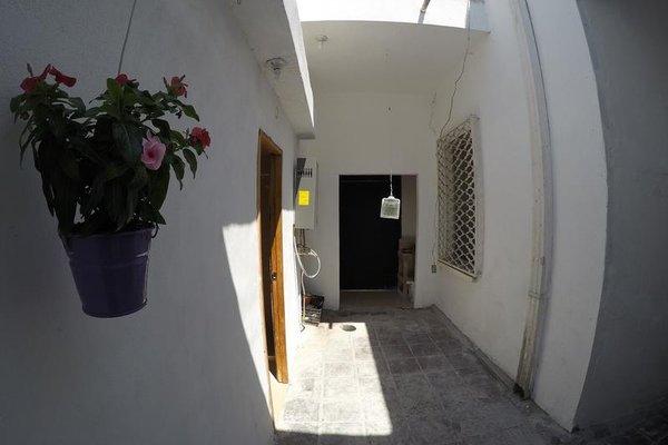 Amatle Cafe Organico & Hostel - фото 16