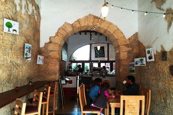 Amatle Cafe Organico & Hostel - фото 22