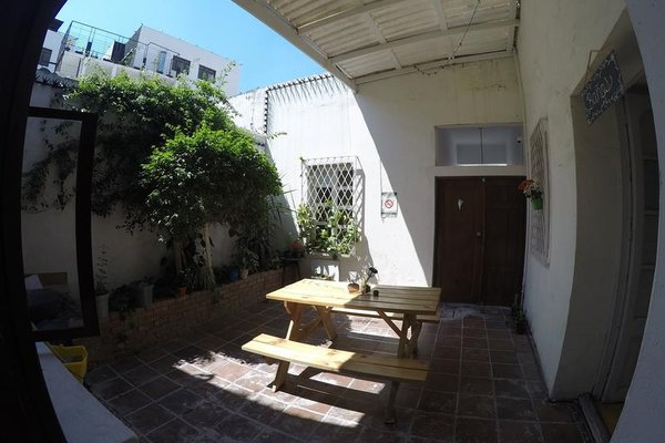 Amatle Cafe Organico & Hostel - фото 23