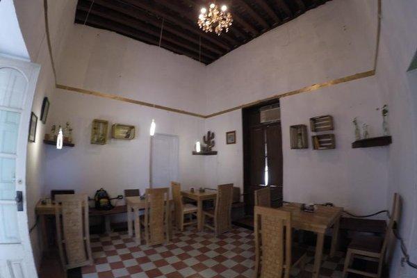 Amatle Cafe Organico & Hostel - фото 5