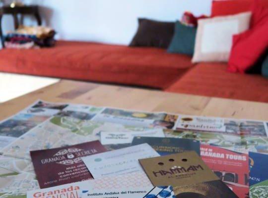 Albaicin Patio Apartment - фото 6