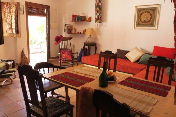 Albaicin Patio Apartment - фото 7