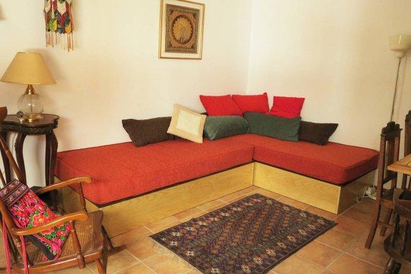 Albaicin Patio Apartment - фото 8